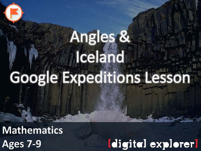 Angles & Iceland #GoogleExpeditions Lesson