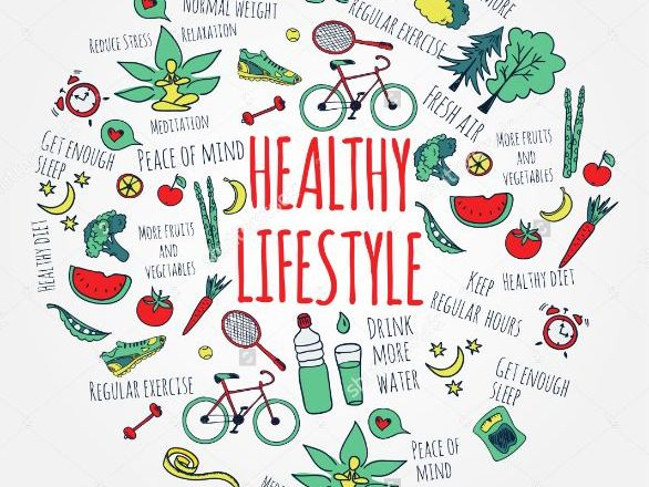 Healthy lifestyles weeks 5-7