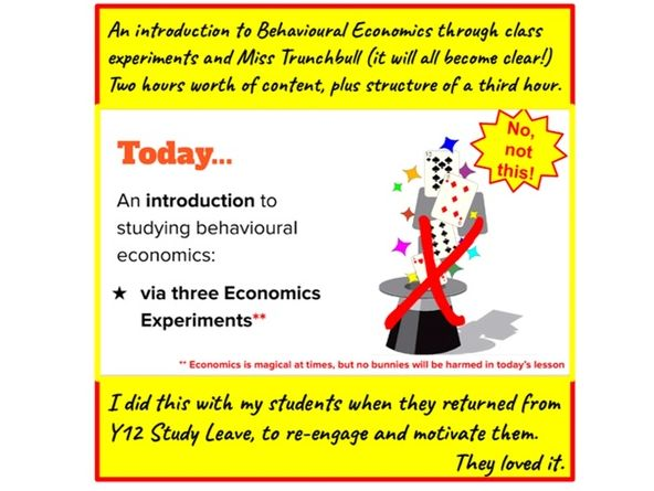 Introduction to Behavioural Economics