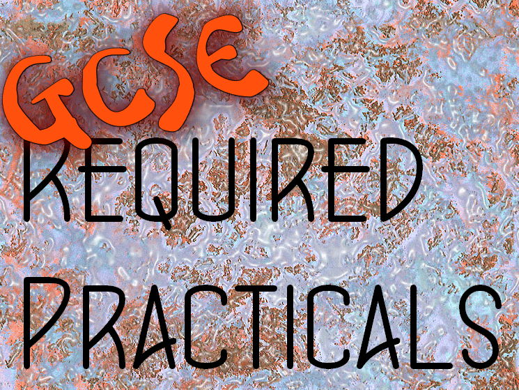 AQA GCSE Combined Science (physics) Required Practical revision slides and questions