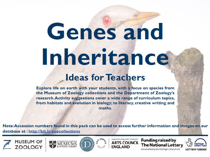 Genes and Inheritance - Ideas for Teachers