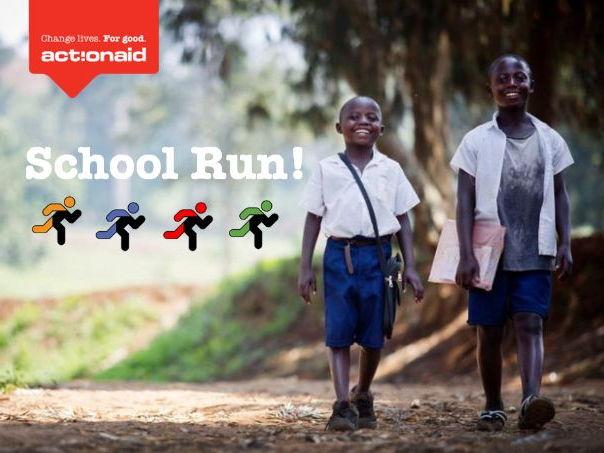 School Run! - an educational board game