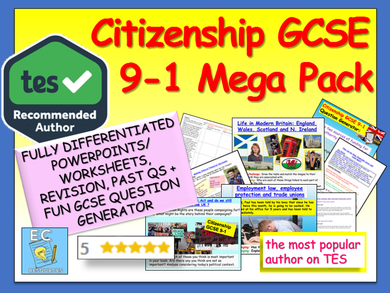 AQA Citizenship GCSE