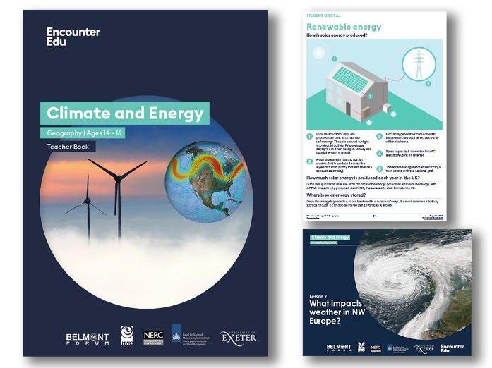 Global climate and renewable energy KS4