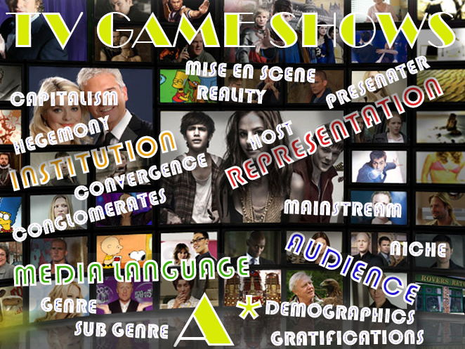 TV GAME SHOW REPRESENTATION