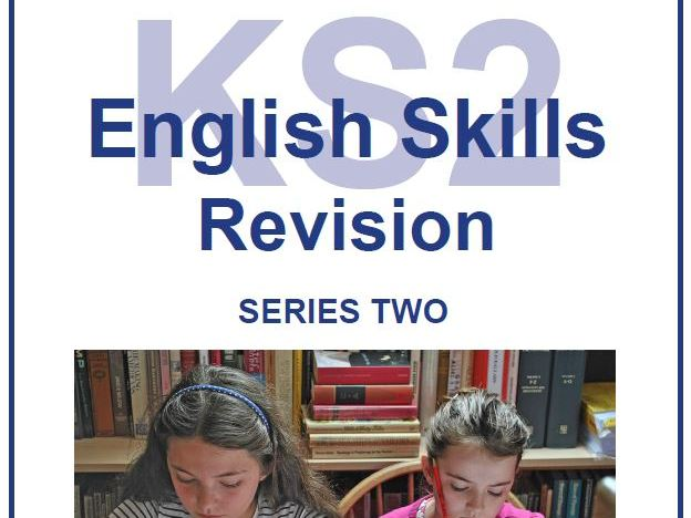 KS2 English Skills Revision Series Two Resource Pack
