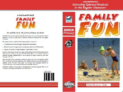 Pacemaker: Family Fun - For Junior Primary