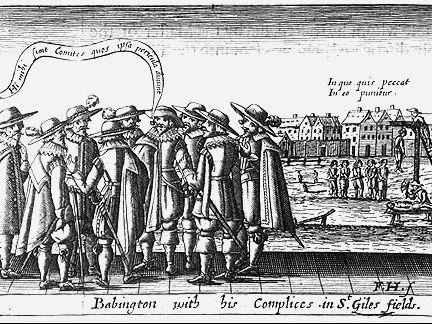 *Updated* The Babington Plot, 1586