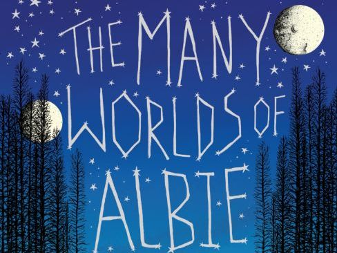 Outstanding lesson - The Many Worlds of Albie Bright - Creative writing workshop.