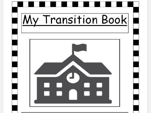 Transition Book - Primary to Secondary school