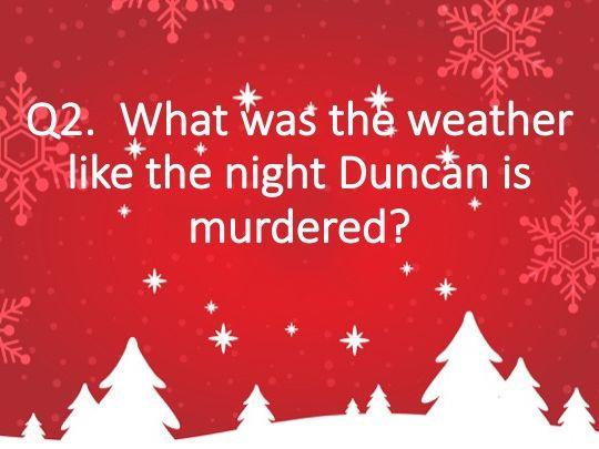 AQA GCSE English Bumper Revision Quiz - Christmas Themed