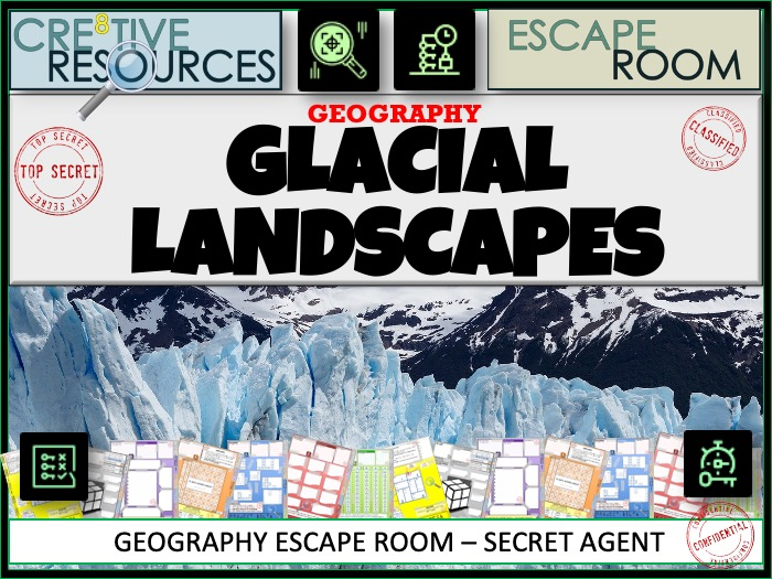 Glacial Landscapes - Geography