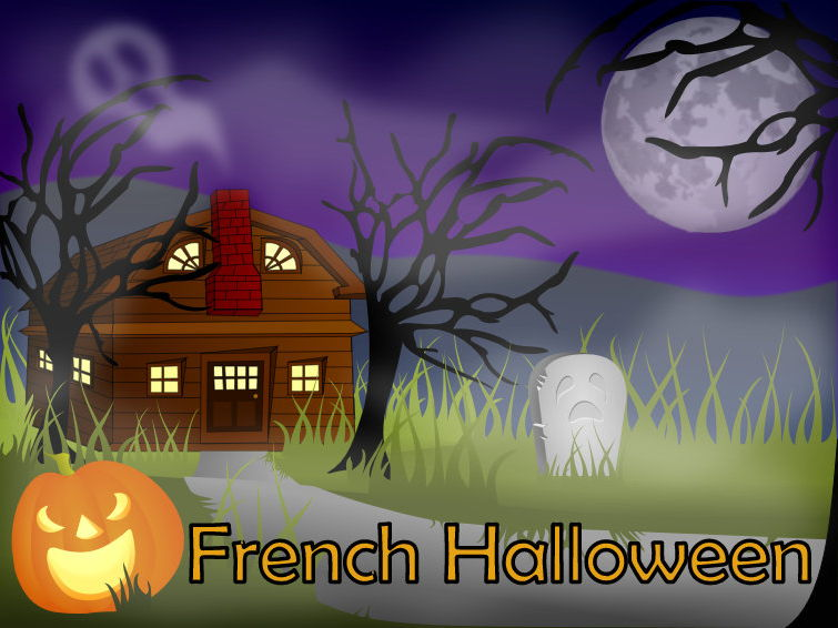 FRENCH - HALLOWEEN - BUNDLE - WORKSHEETS