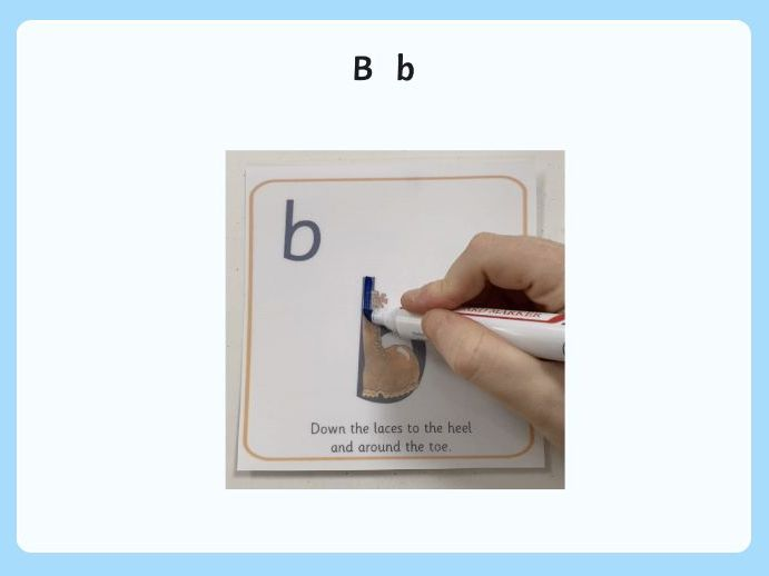 Read Write Inc Handwriting gifs - Letter Formation