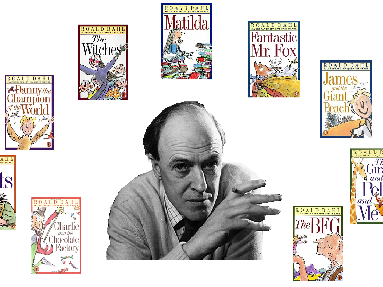 Roald Dahl - Upper Key Stage 2 - Guided reading bundle