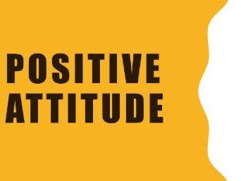 Positive Attitude Assembly KS3/4