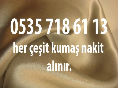 Kumaş alınır 05357186113top kumaş alanlar