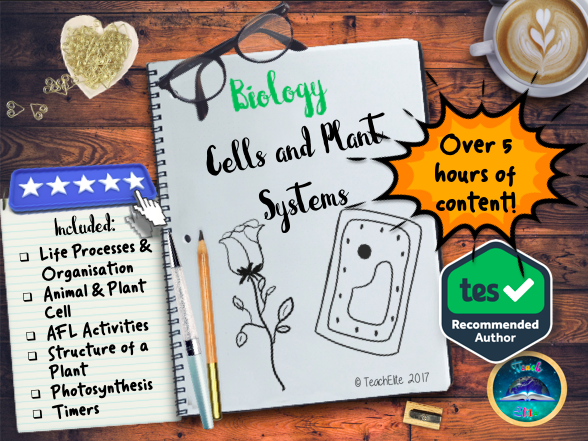 Cells & Plant Systems