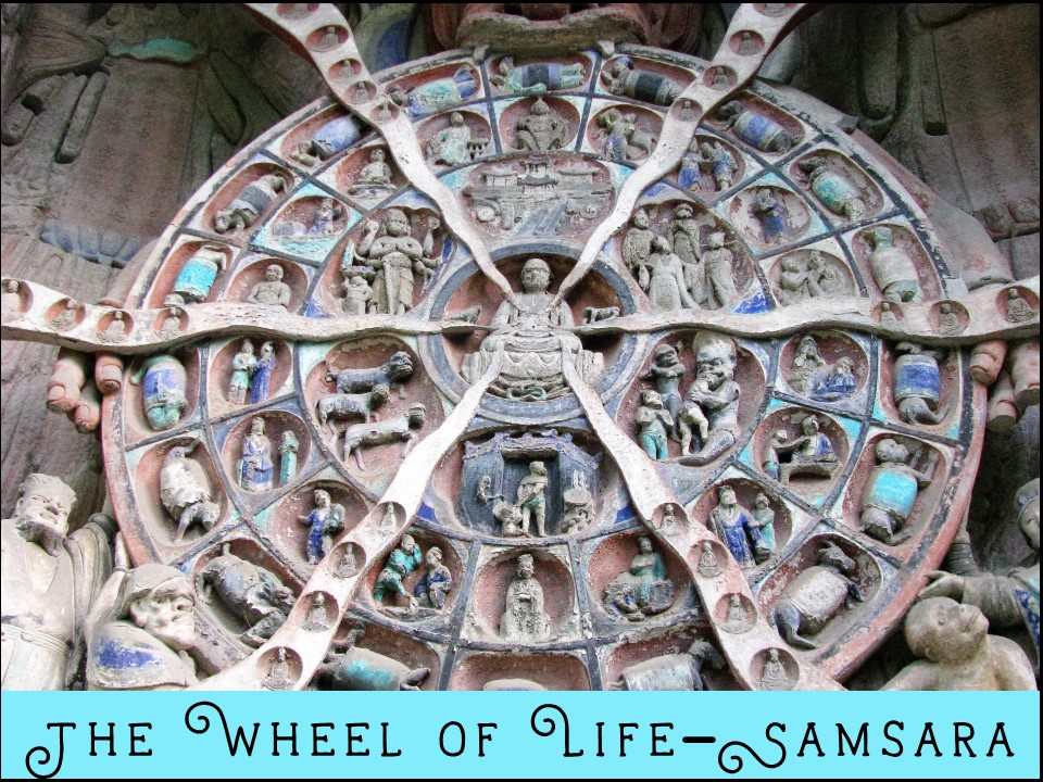 The Wheel of Life - Samsara
