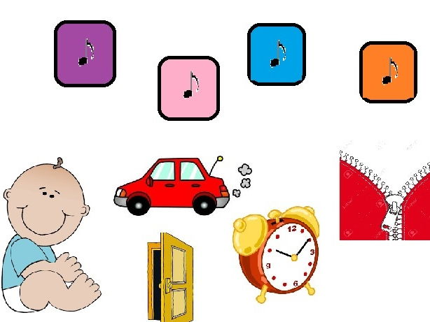 Phonics Phase 1 - Guess the sound game