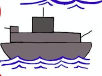 Bataille navale - er verbs en français