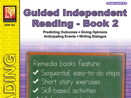 Guided Independent Reading - Book 2