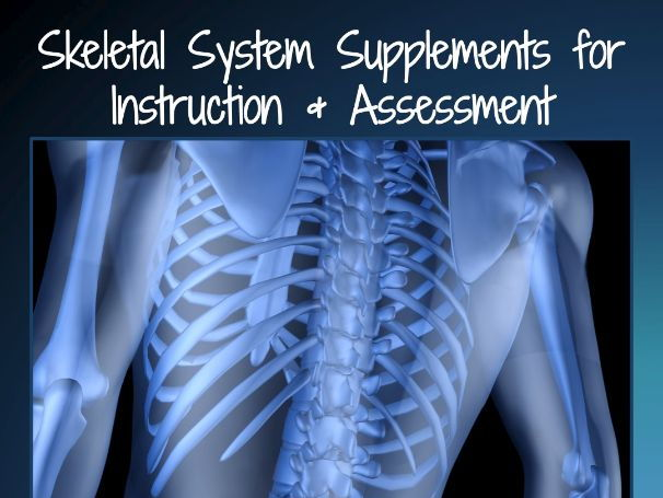 Skeletal System Supplements for Instruction and Assessment