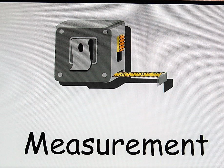 Measurement - metric and imperial