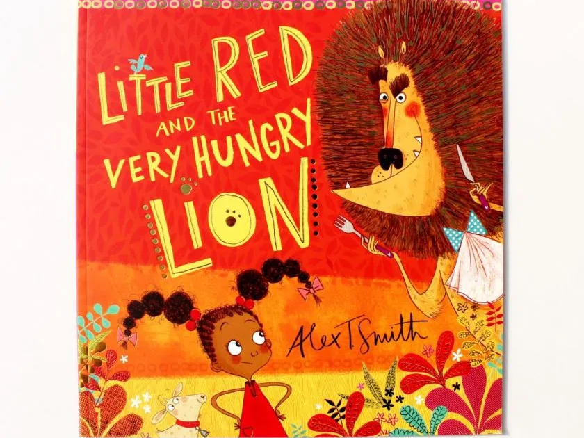 Little Red and The Very Hungry Lion Bundle - Stories from other cultures