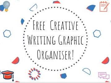 Free creative writing graphic organiser