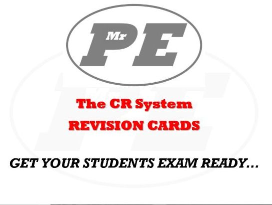 FLASHCARDS CR System