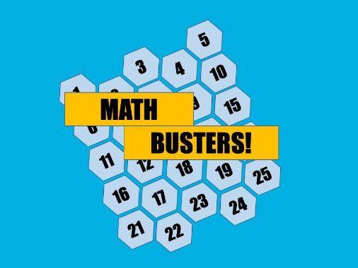 MathBusters (BlockBusters) Maths Game / Quiz - 2021 Bundle
