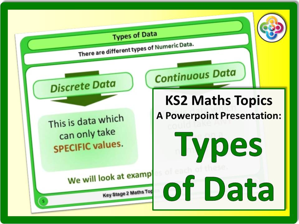 Types of Data KS2