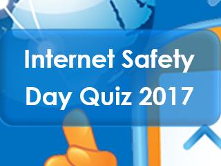 Internet Safety Day 2017: Quiz - E-safety