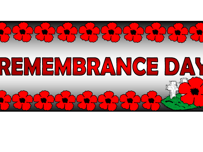 Image result for poppy day banner