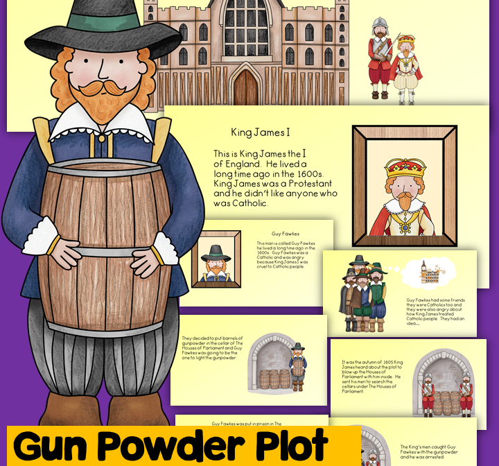 Gunpowder Plot Display Pictures