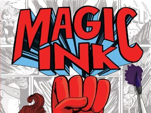 Magic Ink - Steve Cole  & Jim Field - Activity Pack