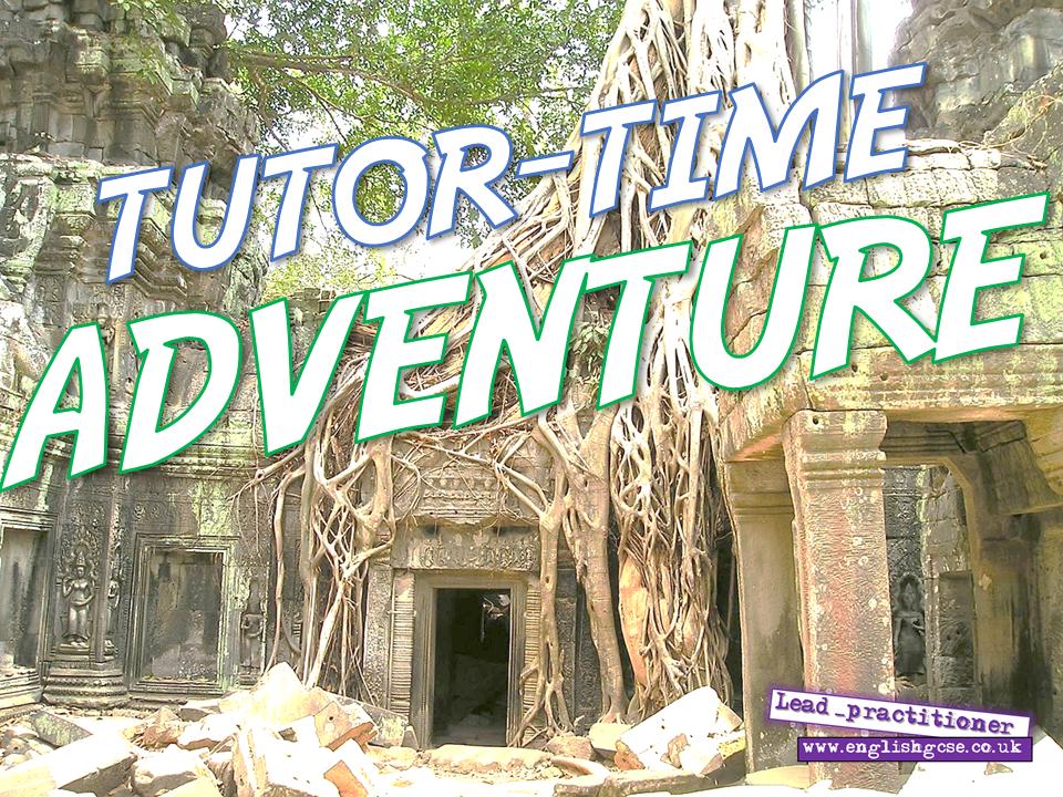 Tutor Time Adventure