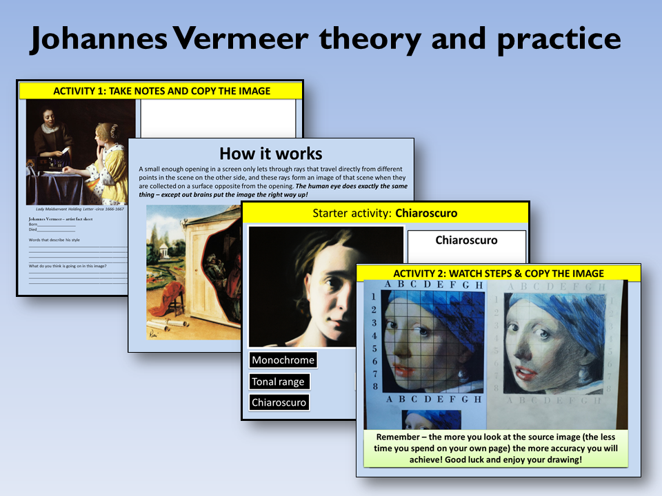 Vermeer Theory & Practice 2/3 lessons