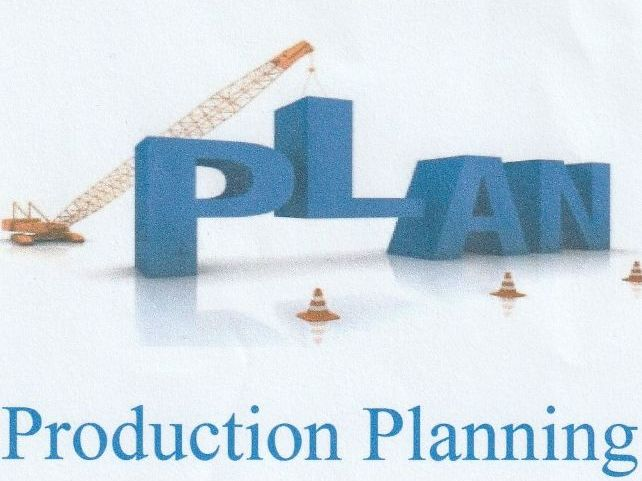 PP Presentation About Business - Production Planning