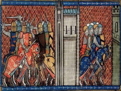 King John - The Baron's War (6/7 Wolsey Academy)