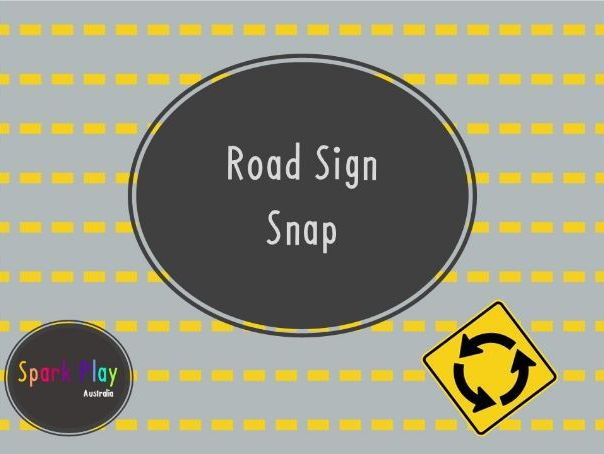 Road Sign Snap
