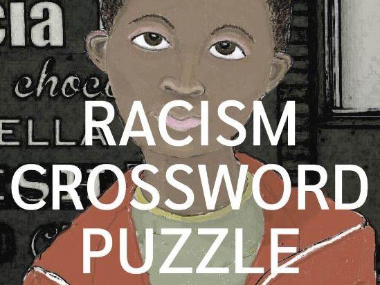 Racism Crossword Puzzle (US)