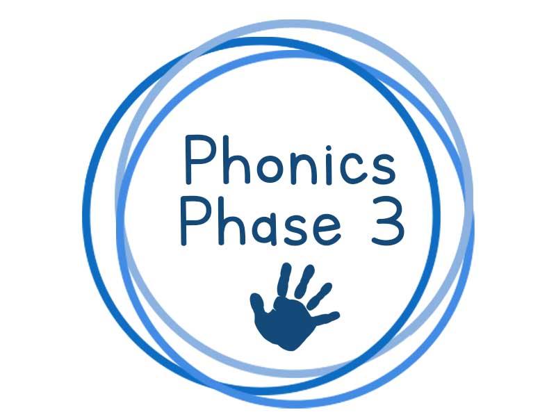 Phase 3 Phonics Resources