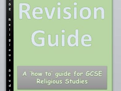 AQA RE 1-9 revision guide