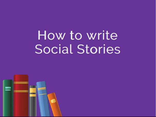 eBook: How To Write Social Stories