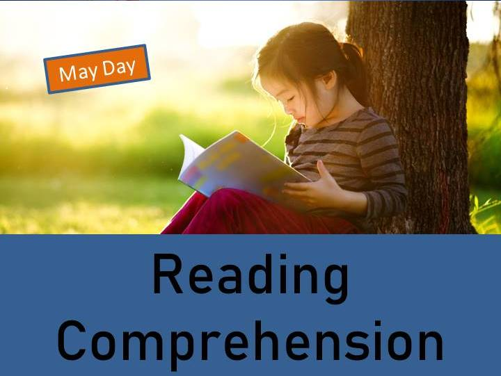 May Day Reading Comprehension Activity