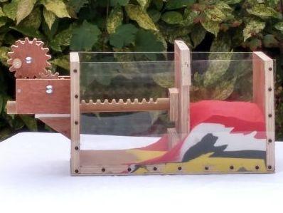 Coastineers Sand Box - Build your own!