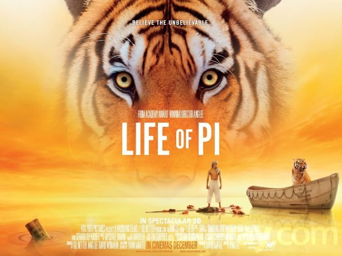 Mock paper 1 - AQA GCSE English - Life of Pi