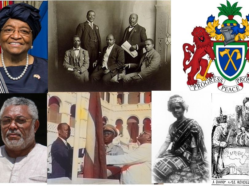 An African year 366 events/people